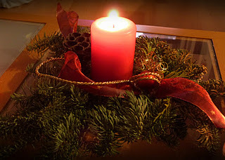 advent, candle, christmas, winter