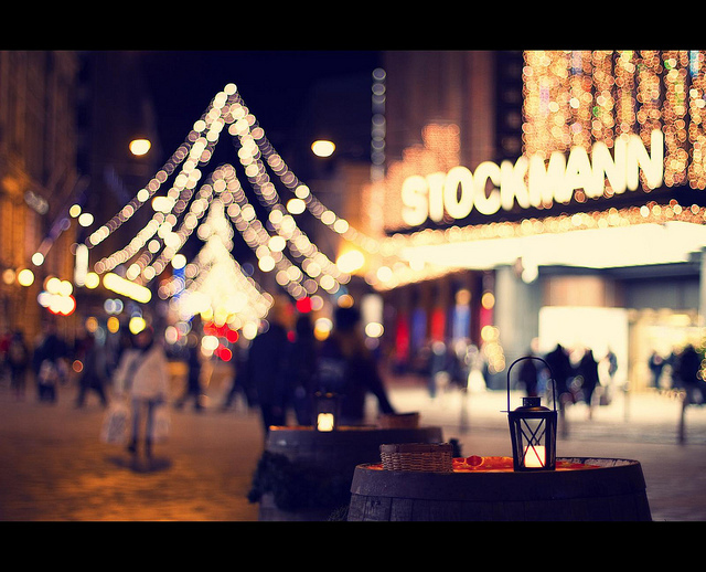 amazing, beautiful, bokeh, christmas, helsinki