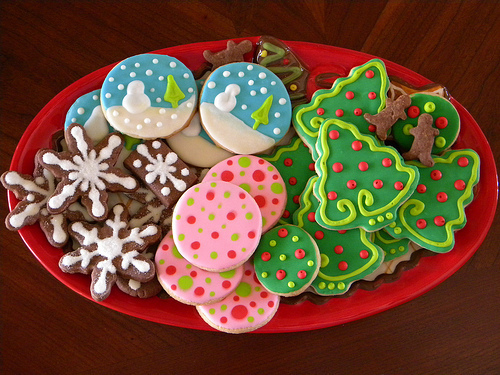 baking, biscuits, christmas, cookie, cookies, cute, pretty, sweet