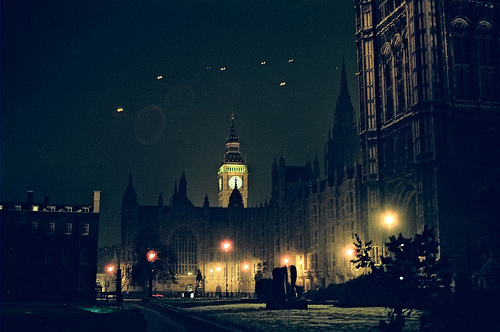 beautiful, christmas, house, lights, london, places