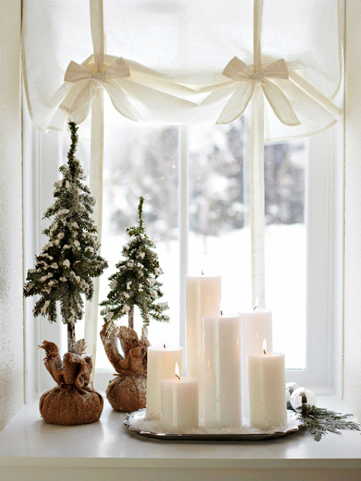candle, christmas, decor, decoration, inspiration, winter