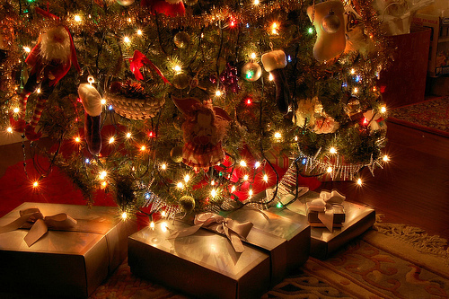 christmas, christmas lights, christmas tree, natal, presants