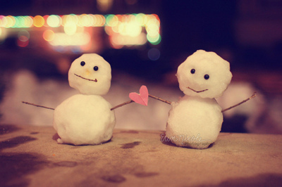 christmas, cold, cute, love, snow