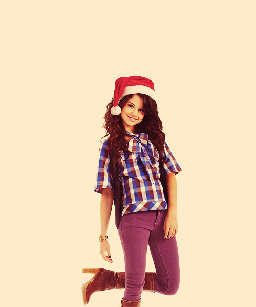christmas, cute, fashion, girl, happy, photography, selena gomez, smile