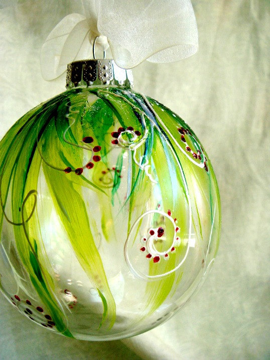 christmas, etsy, glass, handmade, holiday