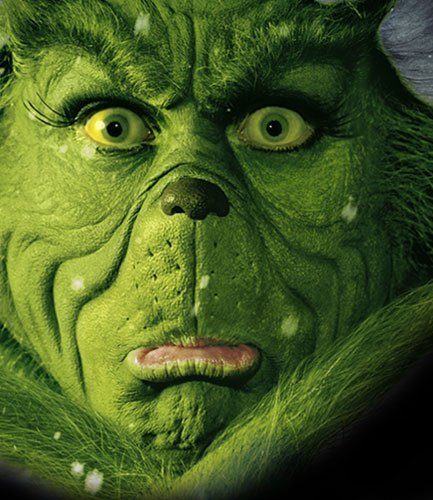 christmas, evil, funny, green, grinch