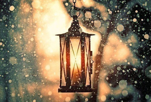 christmas, lantern, light