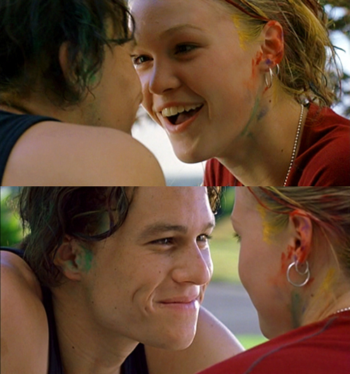 10 things, 10 things i hate about you, heath ledger, love