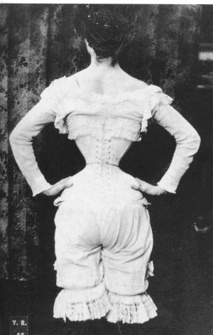 1900, antique, black and white, corset, fashion