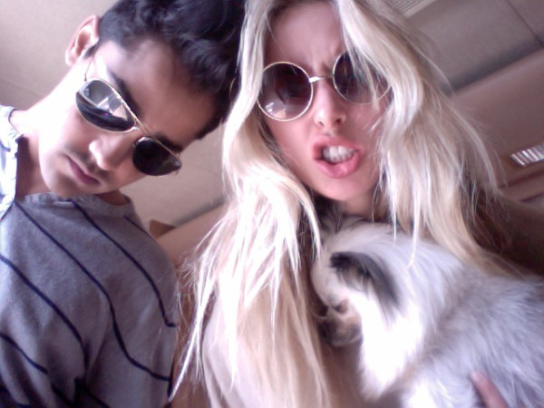 90210, dog, gillian zinser