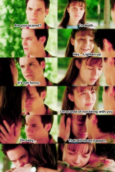 a walk to remember quotes movie - photo #33