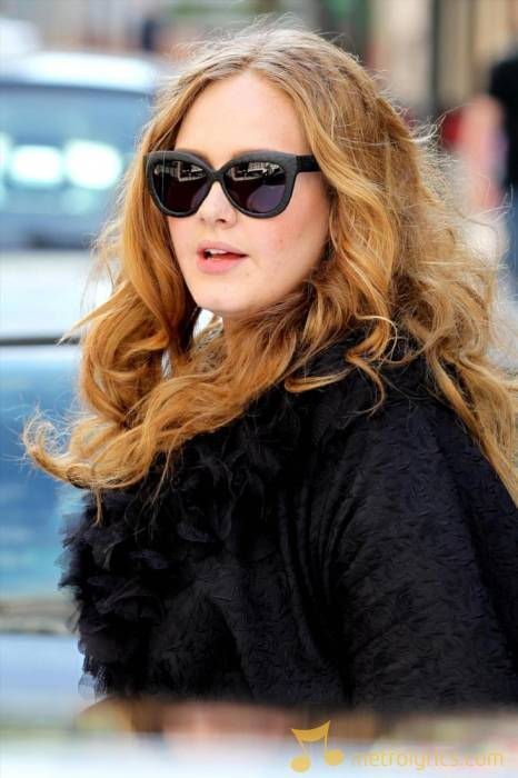 adele, beautiful, rolling in the deep, singer, sunglasses