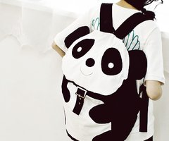 adorable, adorable bag, adorable bear, adorable bear bag, adorable panda