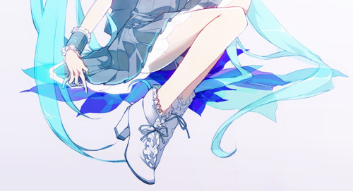 adorable, amazing, anime, art, beautiful, blue, blue hair, cute, draw, dress, fashion, hair, hatsune, hatsune miku, illustration, image, k4w4ii favorite, kawaii, long hair, miku, miku hatsune, perfect, shoes, style, vocaloid