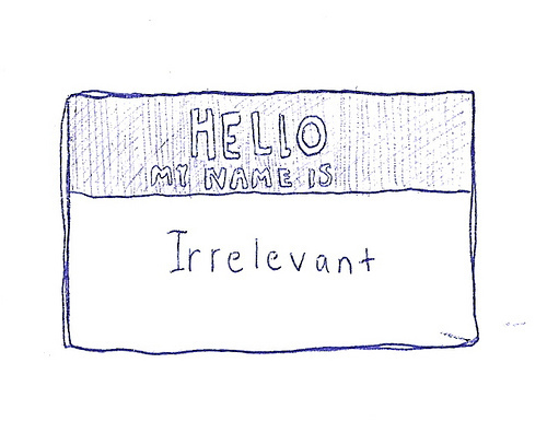adorable, art, beautiful, blue, colorful, cute, drawing, hello, hipster, indie, inspiration, inspirational, irrelevant, life, love, name tag, photography, relevant, summer, vintage