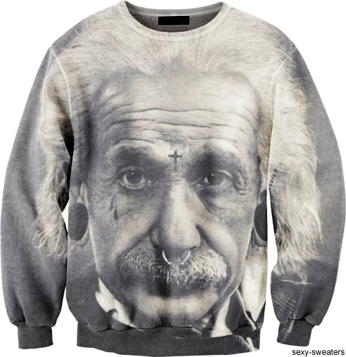 albert, einstein, fashion, funny, swag