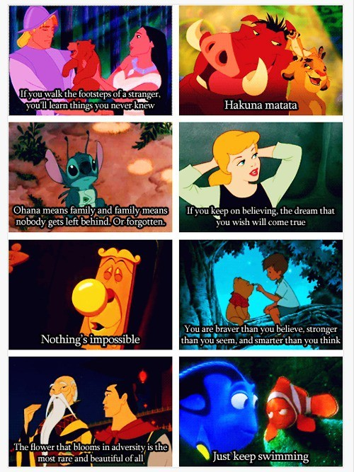 alice in wonderland, cinderella, disney, doris, find nemo