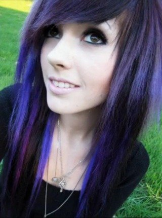 Excellent Cool Girl Hairstyles Pictures Photos Designs New Collection 2013