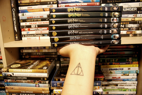 always, briliant, deathly hallows, harry potter, jk rowling