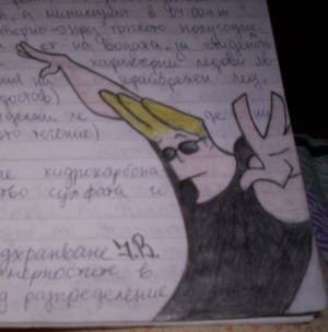 amazing, art, blong, cartoon network, crayons, drawing, funny, glasses, haha, hugs, inspire, johny bravo, love, nspiring, pencil, rainbow