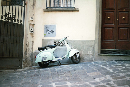 amazing, awesome, camera, city, cupcake, door, europe, hipster, home, house, indie, moto, motocycle, motor, old, photo, photography, picture, sight, street, town, vespa, vintage, whatever, window