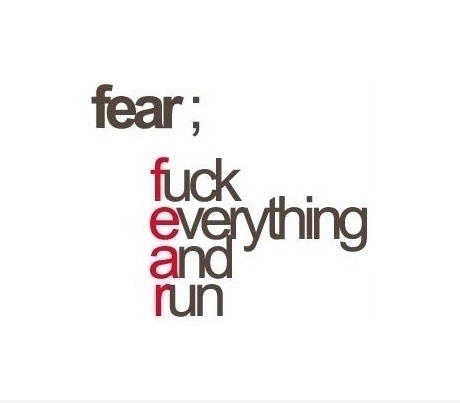 and, everithing, fear, fuck, fun