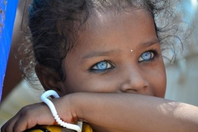 arabian, beautiful, blue eyes, brown hair, child