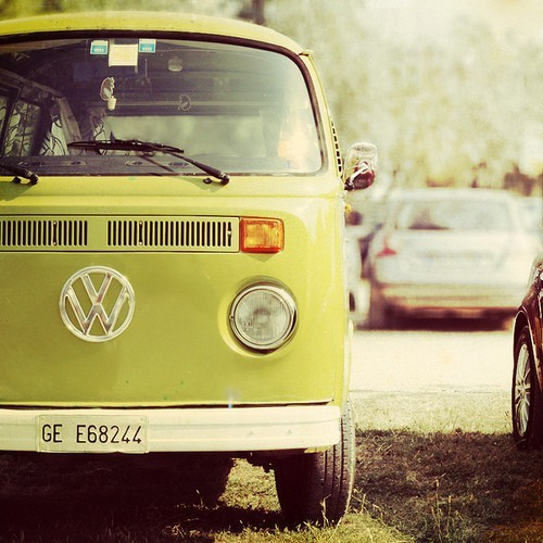 art, artistic, beautifulge, car, cars, colour, e68244, green, laugh, light, lightgreen, live, love, lovely, old, original, road, summer, volkswagen