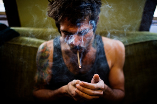 art, boy, cigarette, photography, smoke