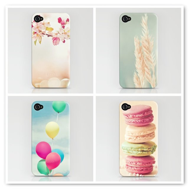 art, case, cute, dreamy, happy