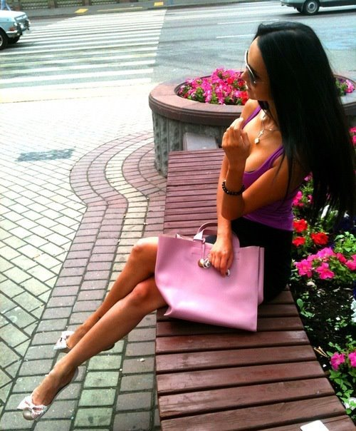 awesome, bags, blonde, brunette, colorful
