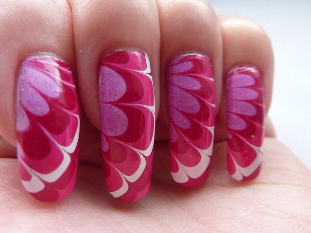 awesome, long nails, nail art, nails