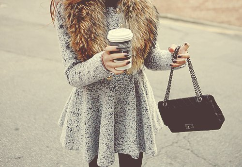 bag, beautiful, clothes, drink, fashion