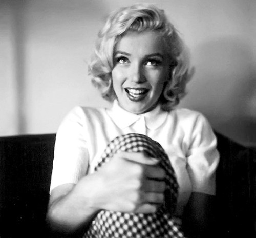 b&w, beautiful, blonde, cute, diva, gorgeous, marilyn, marilyn monroe, personal, prettiest