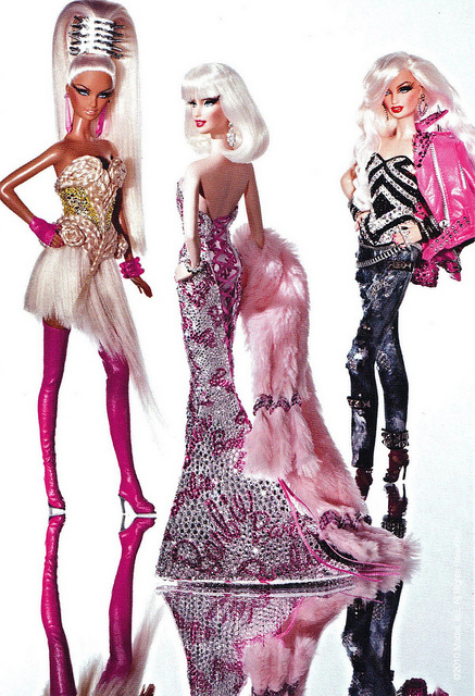 barbie, bling, blonde, cute, doll, dolls, fashion, style, the blonds