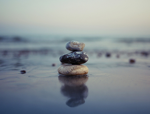 beach, beautiful, blue, dusty, hipster, indie, landscape, nature, ocean, photo, photography, sky, stones, summer, sun, water, white