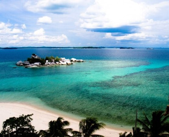 beach, beautiful, east kalimantan, holiday, indonesia