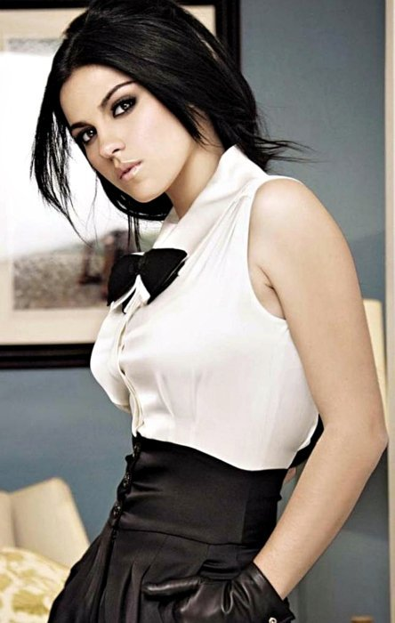 beautiful, black hair, brunette, cute, fashion, girl, love, maite perroni, pretty, woman