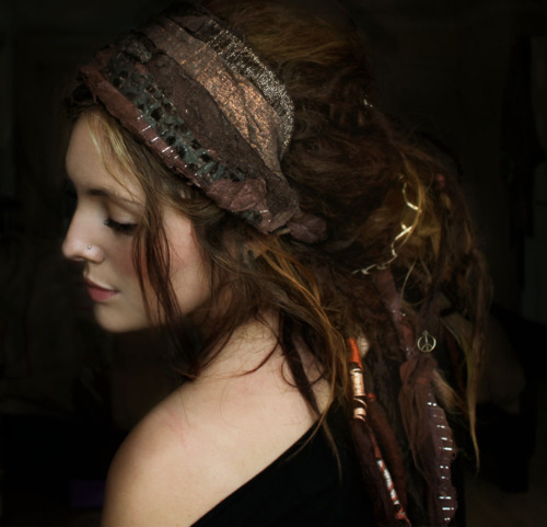 beautiful, bohemian, boho, dreadlocks, dreads