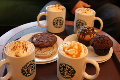 beautiful, cafe, cappuccino, cocoa, coffee, color, colorful, colors, cookie, cookies, cream, cup, delicious, food, hot chocolate, latte, latte machiato, mocha, muffin, muffins, mug, photography, pretty, starbucks, tasty, yum, yummy