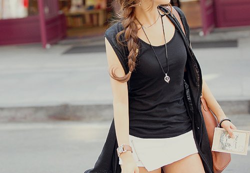 Beautiful Clothes Fashion Girl Hair Image 250123 On