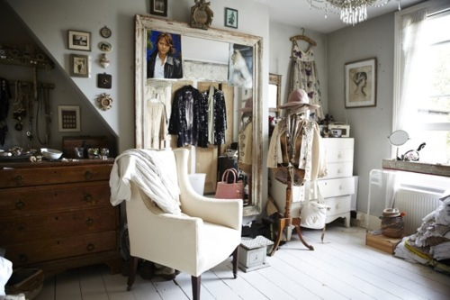 beautiful, decor, fashion, home, mirror, pretty, room, vintage