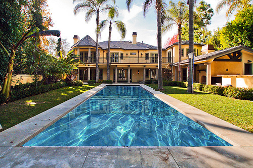 Beautiful House Luxury Photography Pool Image 253472 On