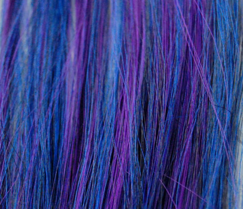blue, blue hair, cabelo, cabelo azul, cabelo roxo, clored hair, color, colorido, cores, girl, giulialuisa, hair, purple hair, roxo