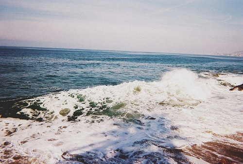 blue, film, hipster, indie, sea
