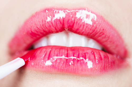 boca, girl, giulialuisa, gloss, labios, lips, mouth