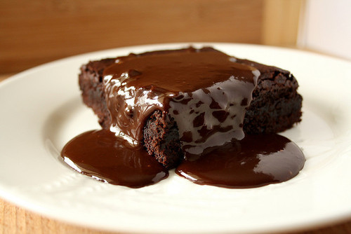 brownie, chocolate, dessert, food, yummy