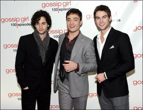 chace crawford, ed westwrick, gossip girl, hot, penn badgley