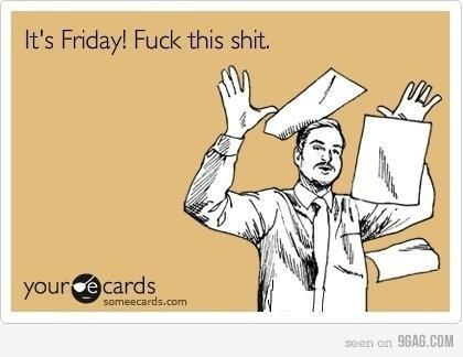 chill, ecard, fact, friday, funny