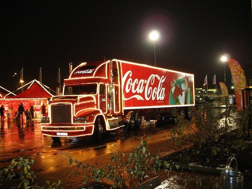 christmas, coca-cola, cola, red, song, winter